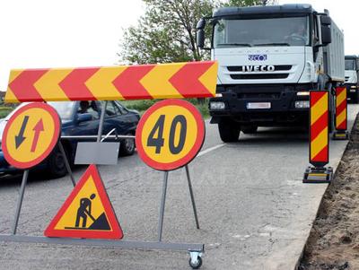 Circulație restricționată pe cel mai mare bulevard din Pitești